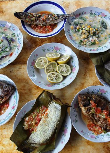 Dari Pesisir Sulawesi Hingga Maluku