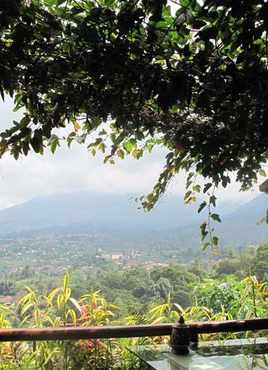 Minum Wedang di Bukit Talita