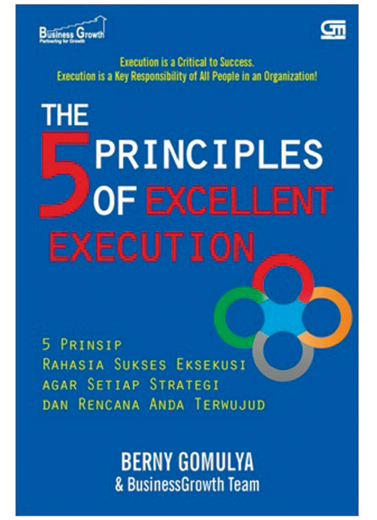 The 5 Principles of Excellent Execution
