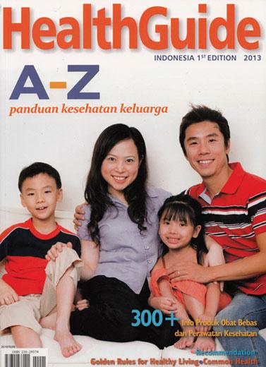 HealthGuide, A-Z Panduan Kesehatan Keluarga