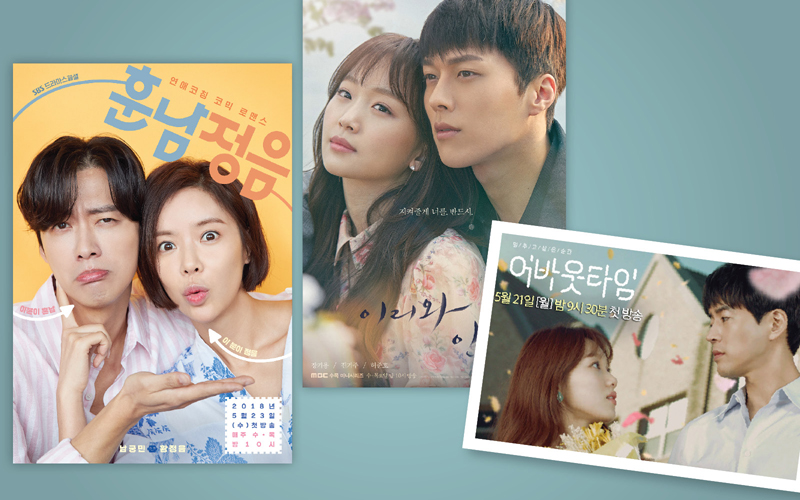 3 Drama Korea Romantis untuk Akhir Pekan Panjang