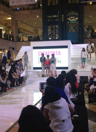 Cita Cinta Change-Lebration