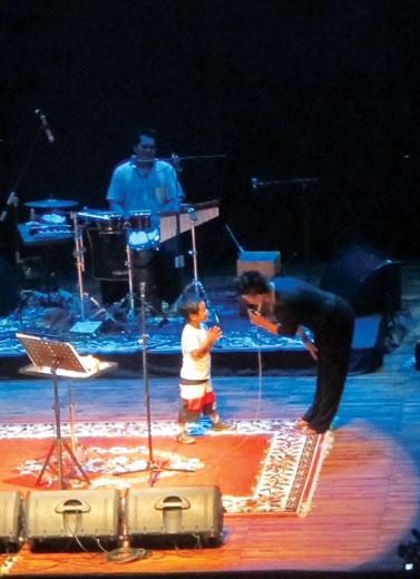 Konser Sederhana Ala Bonita