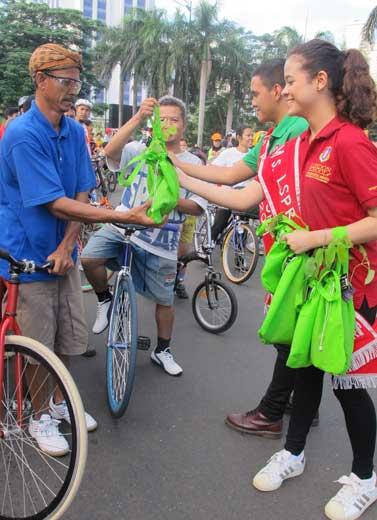 3000 Pohon untuk Jakarta