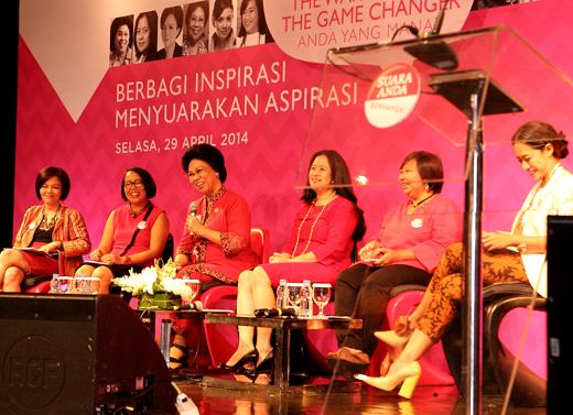 Teriakan Lantang Perempuan Indonesia