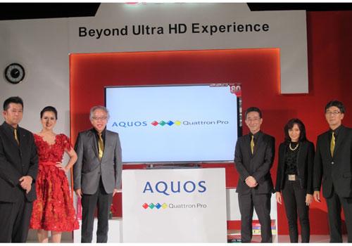 Sharp AQUOS Quattron Pro