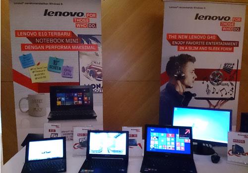 Terobosan Baru Lenovo