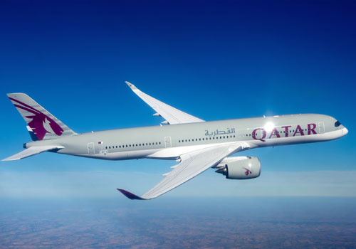 Penerbangan berkualitas tinggi Qatar Airways