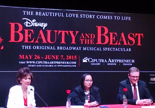 Teater Disney's Beauty and The Beast