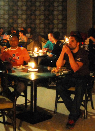 Earth Hour, Jogjakarta Plaza Hotel Matikan Lampu 90 Menit