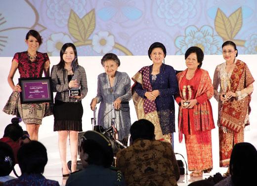Penghargaan untuk Wanita Inspiratif