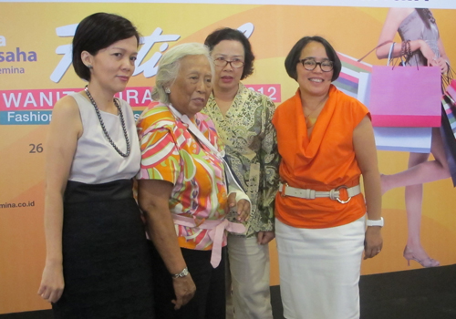 Festival Wanita Wirausaha Femina 2012