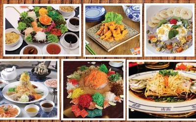 Booking Segera! Tempat Makan Imlek Pilihan Editor