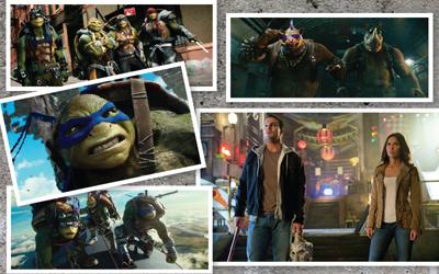 Teenage Mutant Ninja Turtles: Out of the Shadow Menampilkan Musuh-Musuh Baru yang Kuat