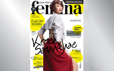 Femina Edisi 15/2017