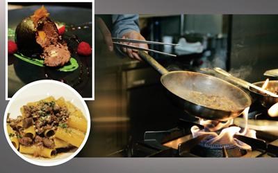 Langkah Baru Hidangan Italia di Scusa Tratorria & Grill