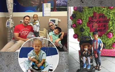 Mengawal Mohammad Altair Nouman Sudjatmoko Kecil Melawan Kanker
