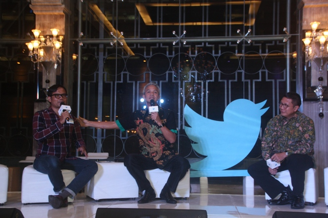 Satu Dekade Twitter, 140 Karakter Sarat Makna