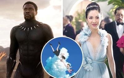 Black Panther hingga Aktris Crazy Rich Asian Cetak Sejarah Baru di Golden Globe Award 2019