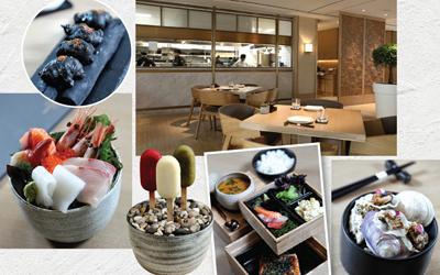 Hidangan Jepang Terdepan di OKU