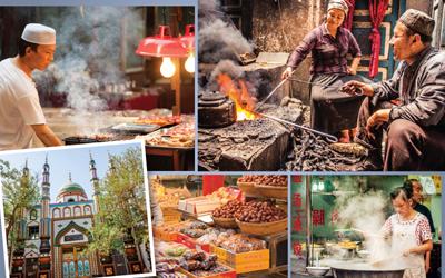 Perpaduan Kuliner Tiongkok dan Timur Tengah di Negeri Tirai Bambu