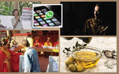 5 Artikel Populer Pekan Ini: Di Balik Sosok Kalem Joko Widodo - WhatsApp Hentikan Layanan Pada Ponsel Lama