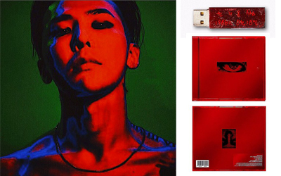 Kwon Ji-yong, Album Terbaru G-Dragon Yang Memuncaki Musik Chart Korea dan iTunes Dunia