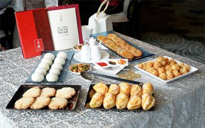 Dim Sum Manis Karya Chef Zhang