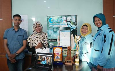 Ojesy, Bisnis Ojek Online Khusus Wanita Garapan Evilita dari Surabaya