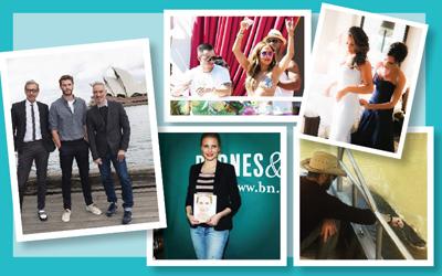 10 Momen Selebritas Minggu Ini: Victoria Beckham rancang baju pengantin Eva Longoria sampai Pacar Baru Kirsten Dunst