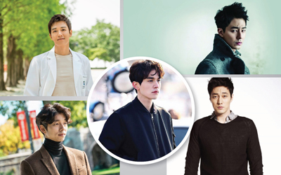 5 Bintang Korea Tampan Berusia Matang dan Single