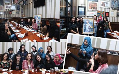 Meet & Greet Bunga Citra Lestari, Lebih Akrab dengan Sang Idola