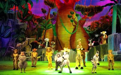 Madagascar Live! Drama Musikal Edukatif
