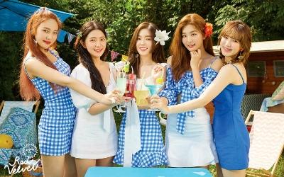 Ademkan Suasana Dengan Album Musim Panas Red Velvet