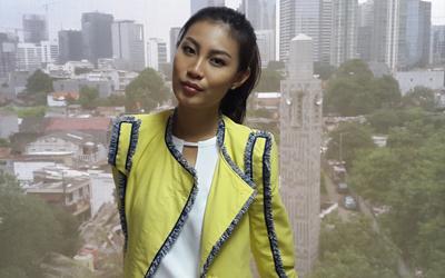Patricia Gunawan Merasakan Manfaat Ikut Wajah Femina Saat Karantina Asia's Next Top Model Cycle 4