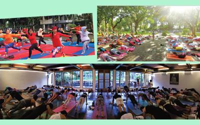 3 Komunitas Yoga Wajib Gabung di Jakarta