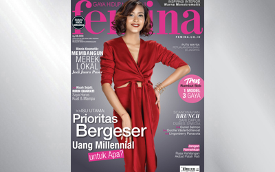 Femina Edisi 28/2017