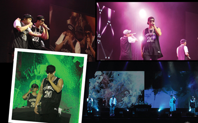 Konser Musik Hip Hop di Fan Meeting So Ji-sub TWENTY: The Moment in Jakarta