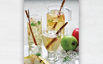 Resep Sparkling Apple Cider