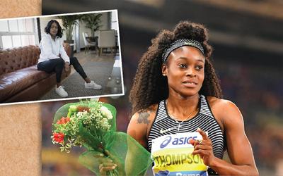 Inspirasi dari Elaine Thompson, Pelari Wanita Pertama yang Meraih Kemenangan Ganda di Olimpiade Rio 2016