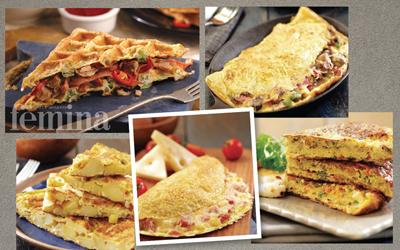 5 Resep Wajib Coba Minggu Ini: Olahan Omelette Untuk Variasi Sarapan