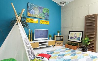 5 Trik Menerapkan Gaya Retro untuk Dekorasi Rumah dari Desainer Interior Ayi Asmoro