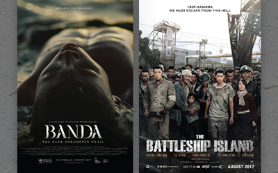 Banda: the Dark Forgotten Trail vs the Battleship Island, Sama-Sama Menguak Sejarah Pahit Penjajahan Lewat Film