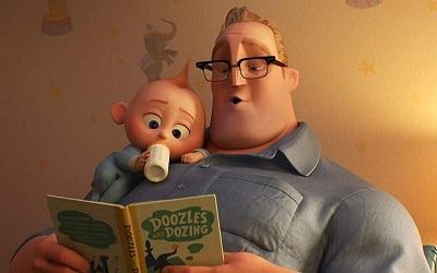 Sulitnya Menjadi Stay-at-Home Superhero Dad dan Dilema Ibu Bekerja di The Incredibles 2