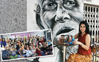 Lusia Kiroyan, Aktivitas Sosial yang Menyasar Narapidana hingga Penyandang HIV & AIDS