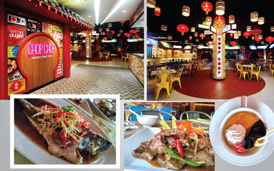Chop-Chop, Restoran Bergaya Pecinan Kekinian di Bintan