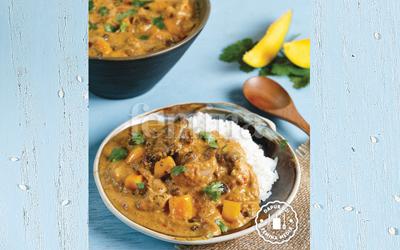 Resep Chicken Mango Curry