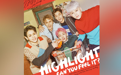Debut dengan Mini Album Can You Feel It, Lee Gi-kwang Berharap Popularitas Highlight Bisa Melebihi Beast