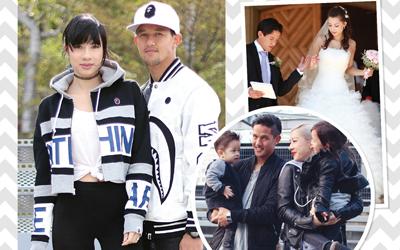 Kekuatan Cinta Irfan Bachdim & Jennifer Kurniawan