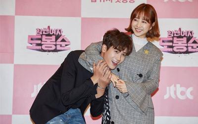 Terpilih Sebagai Pasangan dengan Chemistry Terbaik, Park Hyung-sik Mengaku Nggak Pede Main Bareng Park Bo-young